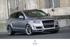 Audi Q7 Suv Trucks, Jeep Truck, My Dream Car, Dream Cars, Audi Rs, Luxury Suv, Car Manufacturers, My Ride, Fast Cars