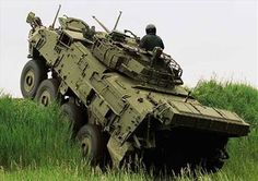 GM Defense Stryker LAV (2002)