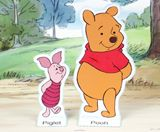 "Winnie the Pooh Crafts, Recipes & Printables | To go with ""The House at Pooh Corner"" Sonlight Core A"