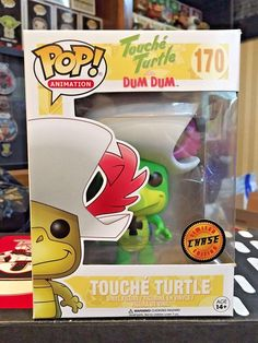 Pop Bobbleheads, Funko Vinyl, Hanna Barbera, Bobble Head, Bubble Wrap, Vinyl Figures, Funko Pop, Turtle, Handmade Items