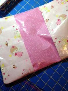 Robot Mom Sews: How to Laminate Fabric