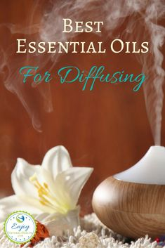The best diffuser essential oils will be different for each of us, but knowing YOUR best oils for diffusing will make it easy to grab the right oil for the occasion.