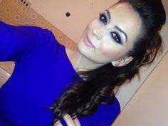 #smokeyeye #darkpurple #makeup #moi #eyes #hudabeauty