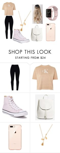 """""""Want this outfit"""" by nylaalvarez on Polyvore featuring Calvin Klein, Converse and Everlane"""