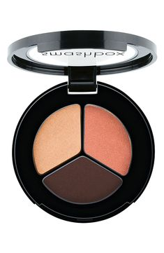 Take the guesswork out of eyeshadow... base, contour and highlighter!