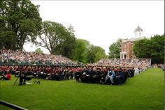 Linfield College Spring 2014 Commencement