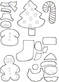 publicidade: É moldes de natal para Eva e Feltro que você procura, vejam então! Como estamos em tempo de crise, que tal aumentar sua renda com a venda de artesanato de natal? É isso mesmo hoje em dia existem milhares de pessoas que vivem deste tipo de trabalho e você pode se tornar uma delas. … Elf Christmas Decorations, Felt Christmas Ornaments, Diy Christmas Gifts, Christmas Art, Christmas Stocking Pattern, Christmas Sewing, Easy Halloween Crafts, Christmas Crafts, Mery Chrismas