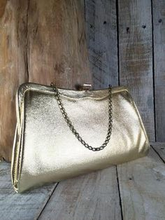 Gold Clutch - Evening Bags - Clutch Handbags - Evening Clutch - gold handbags - gold bags - clutch bags - evening purse