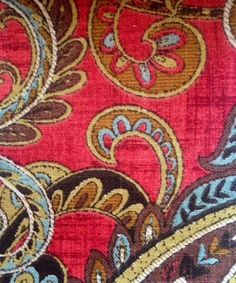 Fall inspired fabrics for your drapery, throw pillows and bedding.  www.stylit.ca