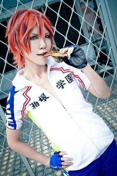 Yowamushi Pedal Midousuji Cosplay