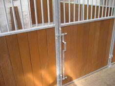 Bildergebnis für doppelriegel für pferdeboxen