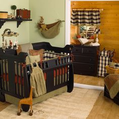 Image detail for -Cotton Tale Designs Derby Plaid Baby Crib Bedding Set and Nursery ...