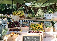 毎週土日開催!新鮮野菜からグラノーラまで手に入るファーマーズマーケット