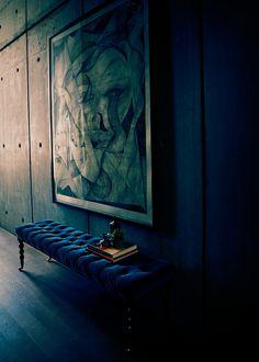 5 reasons to go dark in the hallway – Abigail Ahern Blog