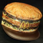 From the McDonald's Archives: Hats off to the Big Mac!    #mcdonalds #McDonald's #bigmac