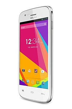 Buy BLU Advance 4.0 Unlocked Dual SIM Cellphone, 4GB, White USED for 64.48 USD | Reusell