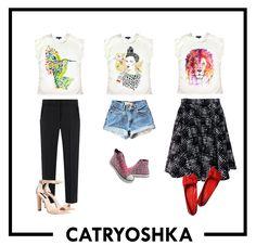 O colectie de bluze vaporoase de vara - 3 stiluri vestimentare diferite. Pe tine care te caracterizeaza? Bluzele le puteti comanda de aici: www.catryoshka.ro/magazin/categorie-produs/bluze-dama.