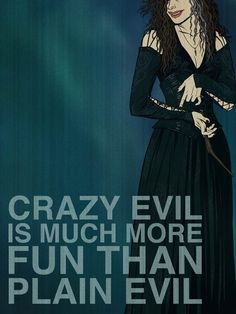 Bellatrix is sure one of them, but my favorite one was Drusilla (Buffy the vampire slayer)