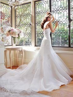 sophia tolli wedding dress 2015 marsha back