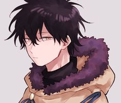 Yuno is Spade Kingdom Prince Anime Boys, Manga Anime, Anime Art, Black Clover Asta, Black Clover Anime, Fan Art Naruto, Black Cover, Blue Exorcist, Anime Outfits