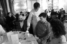 lundi 20 février @yannickalleno officialisait son parrainage des JRE France lors d'une table ronde suivie d'un dîner au Pavillon Ledoyen. (Photo www.bigbouffe.com) Merci à nos partenaires qui ont pu rendre cet événement possible :  @danieletiennedefaix @mauviel.1830 @abk6cognac_usa @nespresso @moetchandon @rougiegastronomie @sanpellegrino_official et #diatahedeos  #jrefrance #jre #jeunesrestaurateurs #guidemichelin #michelinstar #yannickalleno #pavillonledoyen #ledoyen #ernestoiaccarino…