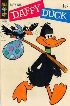Daffy Duck  Gold Key Comics