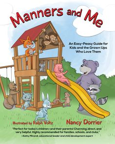Manners and Me : An Easy-Peasy Guide for Kids and the Grown Ups Who Love Them Children's Picture Books, Kids Writing, Meeting New People, Social Issues, Manners, Book Publishing, Easy Peasy, Great Books, Childrens Books