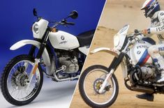 R80 GS (1980-1987) : La moto qui sauva BMW - Belles Machines R80, Motorcycle, Vehicles, Motorbikes, Biking, Motorcycles, Vehicle, Engine, Choppers