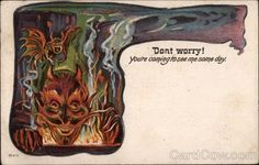 Devils Say Not to Worry