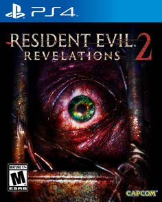 ps4-resident-evil-revelations-2-playstation-4-game-cover-art  Evolve #PS4 #Playstation4 #games #Gaming PS4 Game Releases In February 2015 | High Score Blog