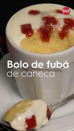 Mug Recipes, Smoothie Recipes, Baking Recipes, Cheesecake Recipes, Dessert Recipes, Breakfast Dessert, Diy Food, Tasty Dishes, Food Network Recipes