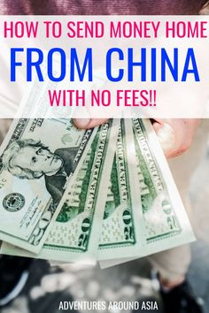 China Expats And Teachers Are In Luck Here S How You Can Send Money Home From