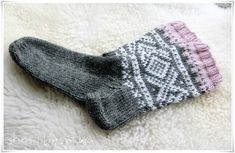 ✰ Skorpionen's hjørne: Mariussokker til svigerinna ☕ Aktiv, Diy And Crafts, Socks, Knitting, Image, Fashion, Creative, Moda, Tricot