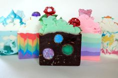 Fairytopia Soap Collection / Gift Set Soap / Cold by RoyaltySoaps, $32.00