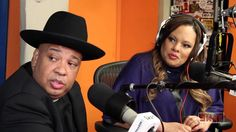 Rev Run Names Top 5 Favorite Rappers + Wife Justine Simmons Rap Battles ...
