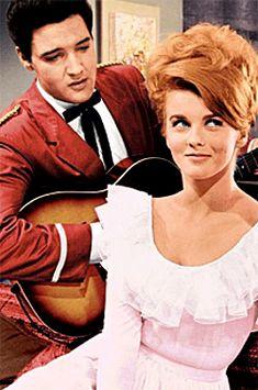 Ann Margaret with Elvis