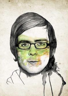 Portraits on the Behance Network #portrait