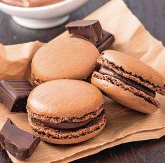 Macarons de ciocolată | Retete culinare - Romanesti si din Bucataria internationala