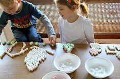 Crafting With Kids: Marshmallow Fun