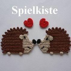 Topflappen Häkeln Oder Osterdeko Hühner Häkelanleitung Via