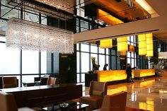 Renaissance Hotel at Zhongshan Park by Hassell, Shanghai – China » Retail Design Blog