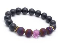Wristbands & Bracelets – Bracelet ON 13/6 – a unique product by Blackif on DaWanda