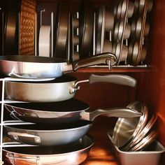 Why Didn't We Think of That? 18 Ingenious Kitchen Organizing Tips from Our…