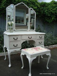 more restyled vintage furniture