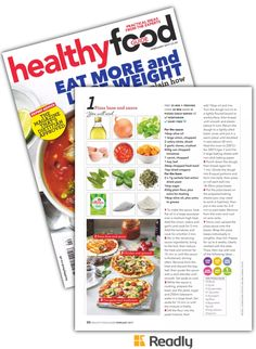 Suggestion about recipe collection healthy food guide 18 page 22 suggestion about healthy food guide february 2017 page 66 forumfinder Gallery