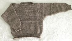 Ravelry: Jerod's Worsted Weight Gansey pattern by Beth Brown-Reinsel