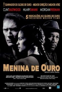 """Million Dollar Baby"" - Menina de Ouro, 2004 by Clint Eastwood (Thx Cris) Good Movies To Watch, All Movies, Series Movies, Movies And Tv Shows, Cinema Movies, Movie Theater, Film Movie, Cinema Posters, Movie Posters"