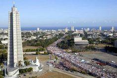 Plaza de la revolucion.