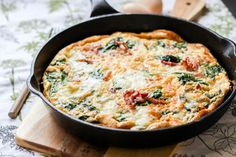 Frittata, Chorizo, Feta, Cooking, Breakfast, Healthy, Kitchen, Morning Coffee, Health