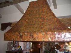 Image result for copper cooker hood